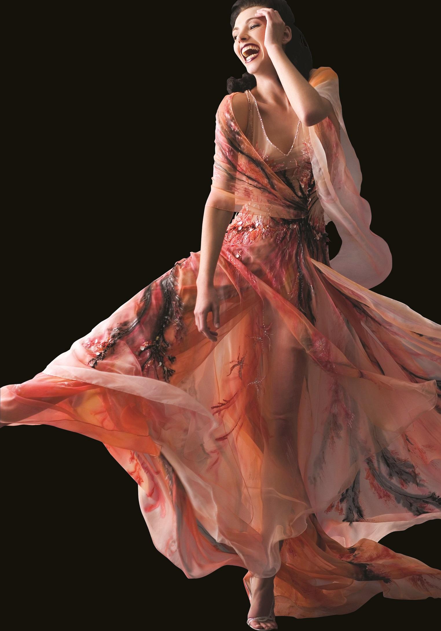 trouw-avond jurk