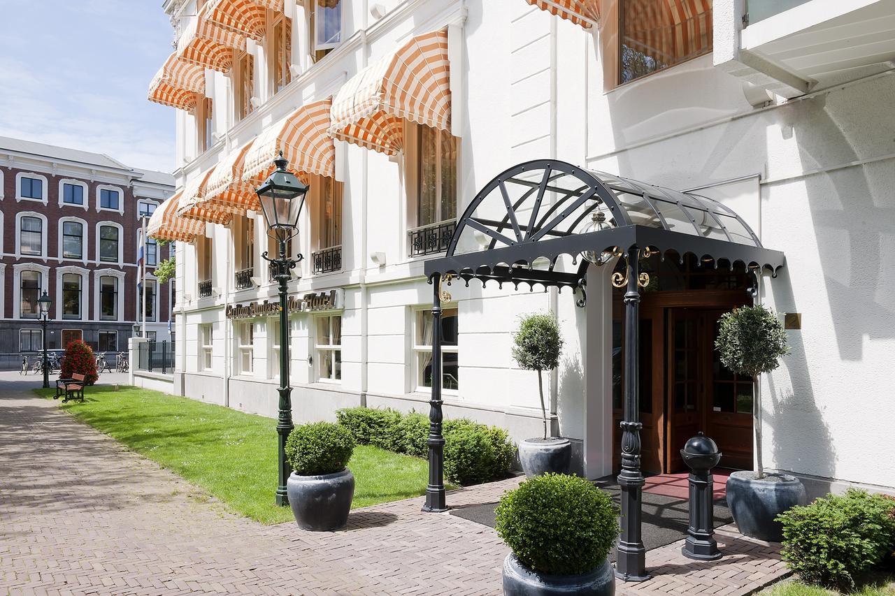 Bruidsmode Den Haag, in het Carlton Ambassador hotel.