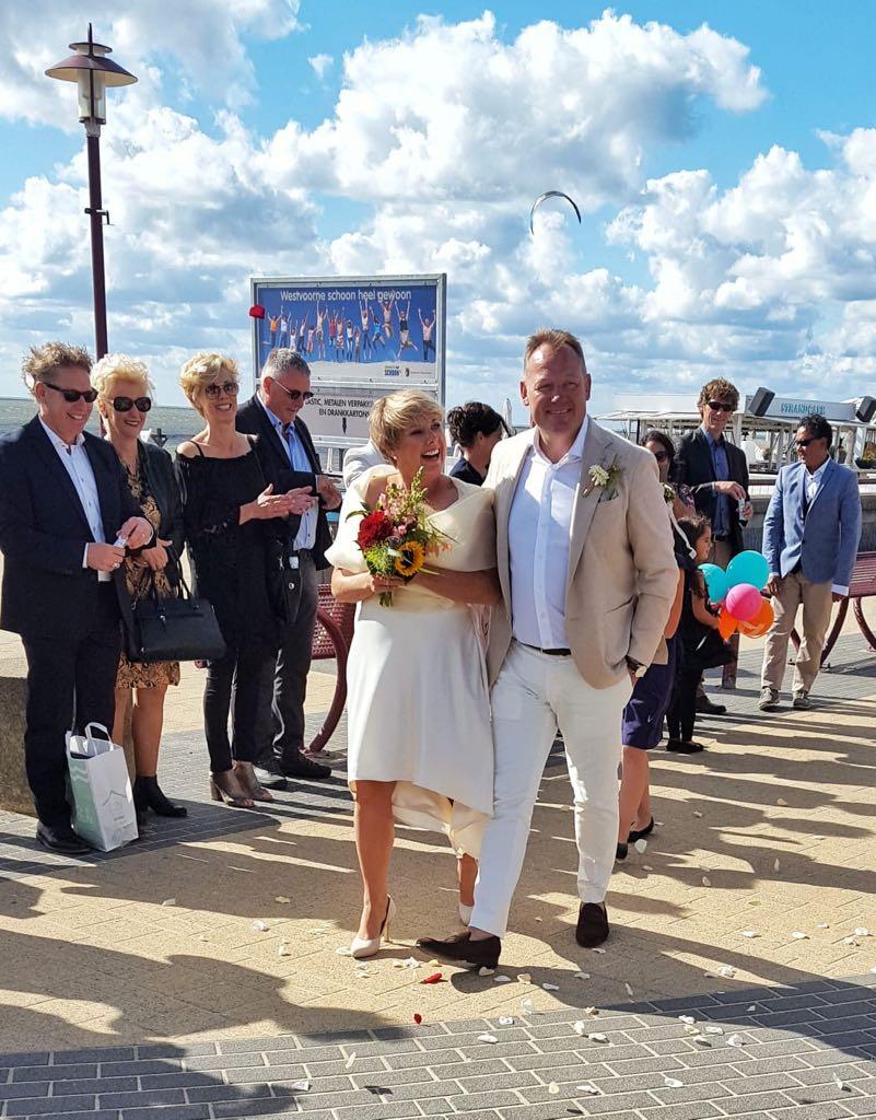 Oudere bruid 1e huwelijk