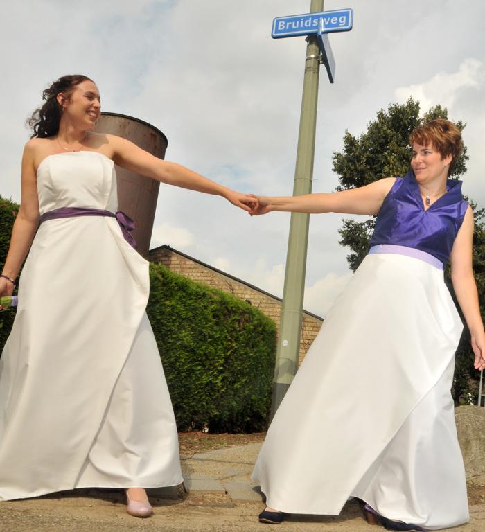 Vrouwen-huwelijk